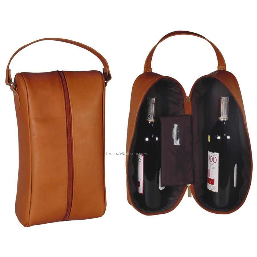 Double Travel Wine Carrier
