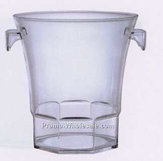 Edge Wine Bucket W/ 2 Handles