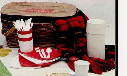 Family Tailgating Basket