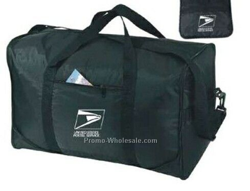 Fold-away Duffel Bag