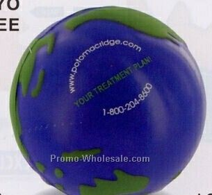 Gel-ee Gripper Earthball Squeeze Toy