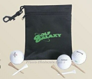 Golf Ditty Pouch - 3 Day