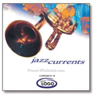 Jazz Currents Compact Disc In Jewel Case/ 10 Songs