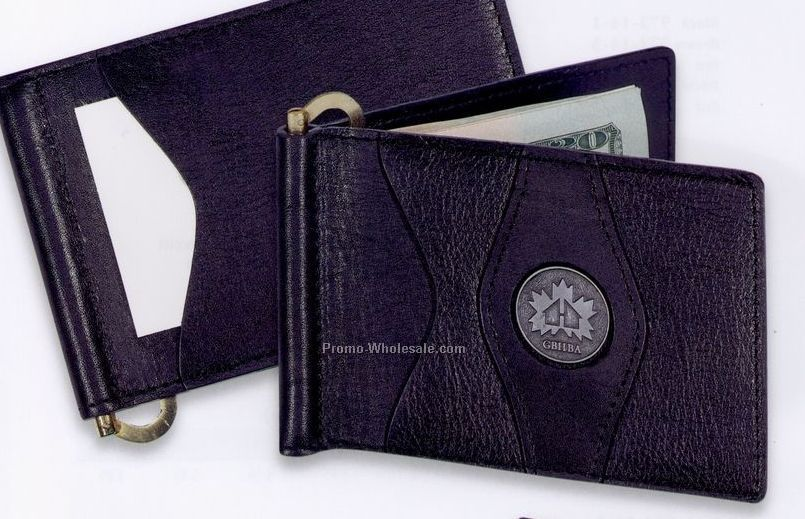 "Leather Billfold - 4""x3"""