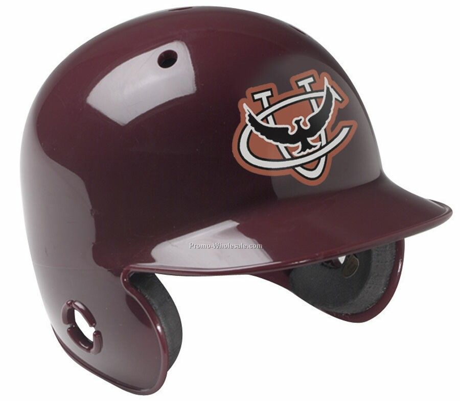 Licensed Miniature Baseball / Softball Batters Helmet (Ncaa)