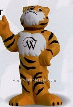 Mascot Squeeze Toy - Tiger