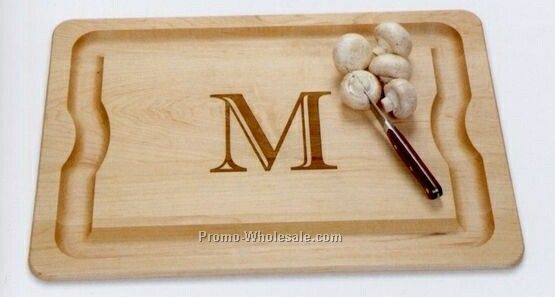 "Monogrammed Barbeque Board (24""x16""x1"")"
