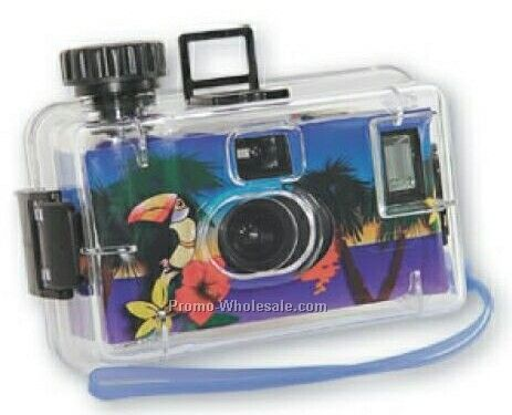 Re-usable Underwater Sports Camera
