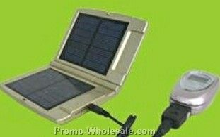 Slim Solar Phone Charger