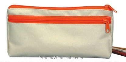 Two Tone Pencil / Accessory Pouch