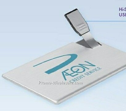 USB 2.0 Ultra Slim Card Flash Drive Uc