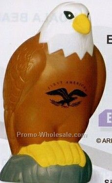 Wild Animals - Eagle Squeeze Toy