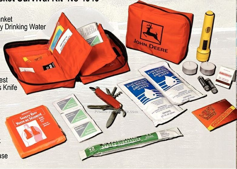 Wilderness 12 Pocket Survival Kit
