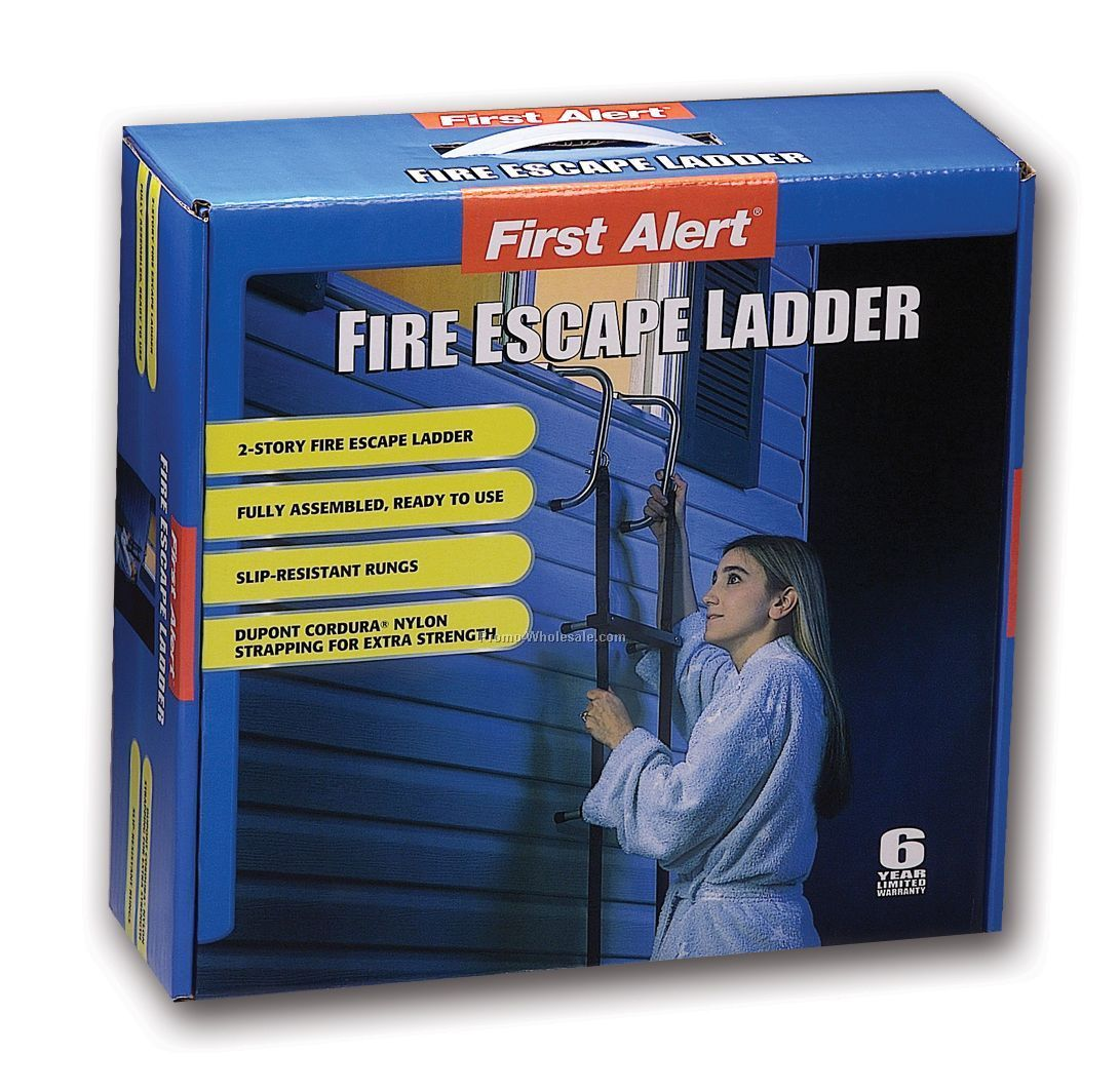 2 Story Residential Escape Ladder