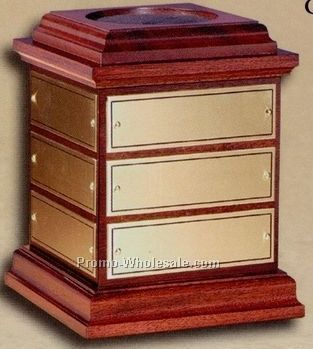 4-tier Perpetual Bases (12 Brass Plate)