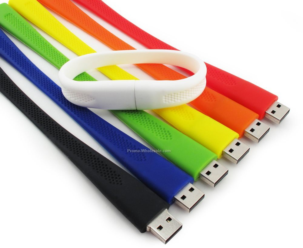 4gb USB Wristband 100 Series