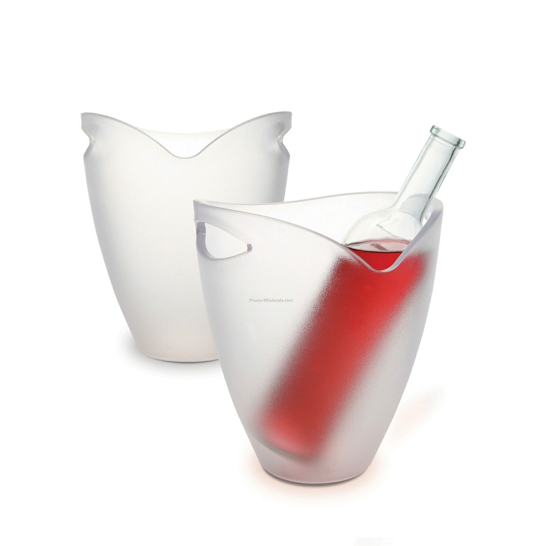 Acrylic Ice Bucket - Clear