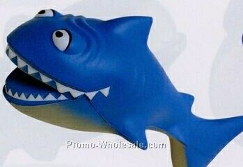 Aquatic Animals Squeeze Toy - Cartoon Shark
