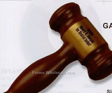 Gavel Squeeze Toy