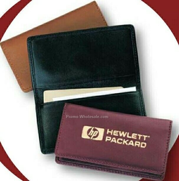 International/Domestic Business Card Case (Synthetic Leather)