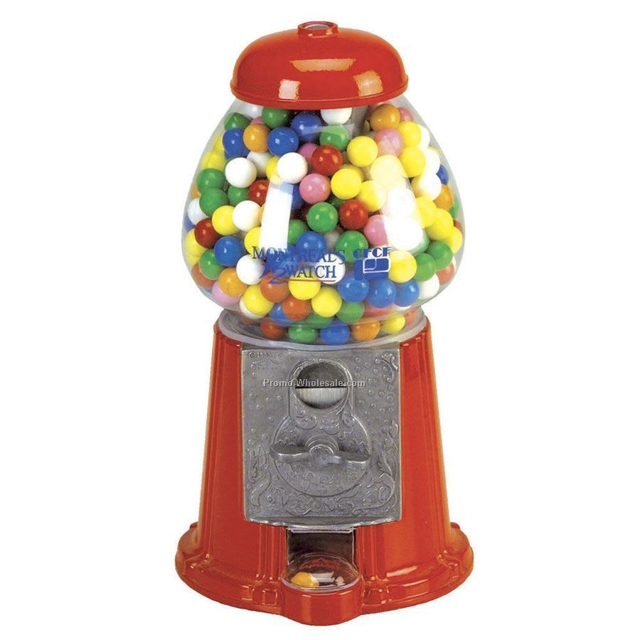 Junior Size Gumball Machine