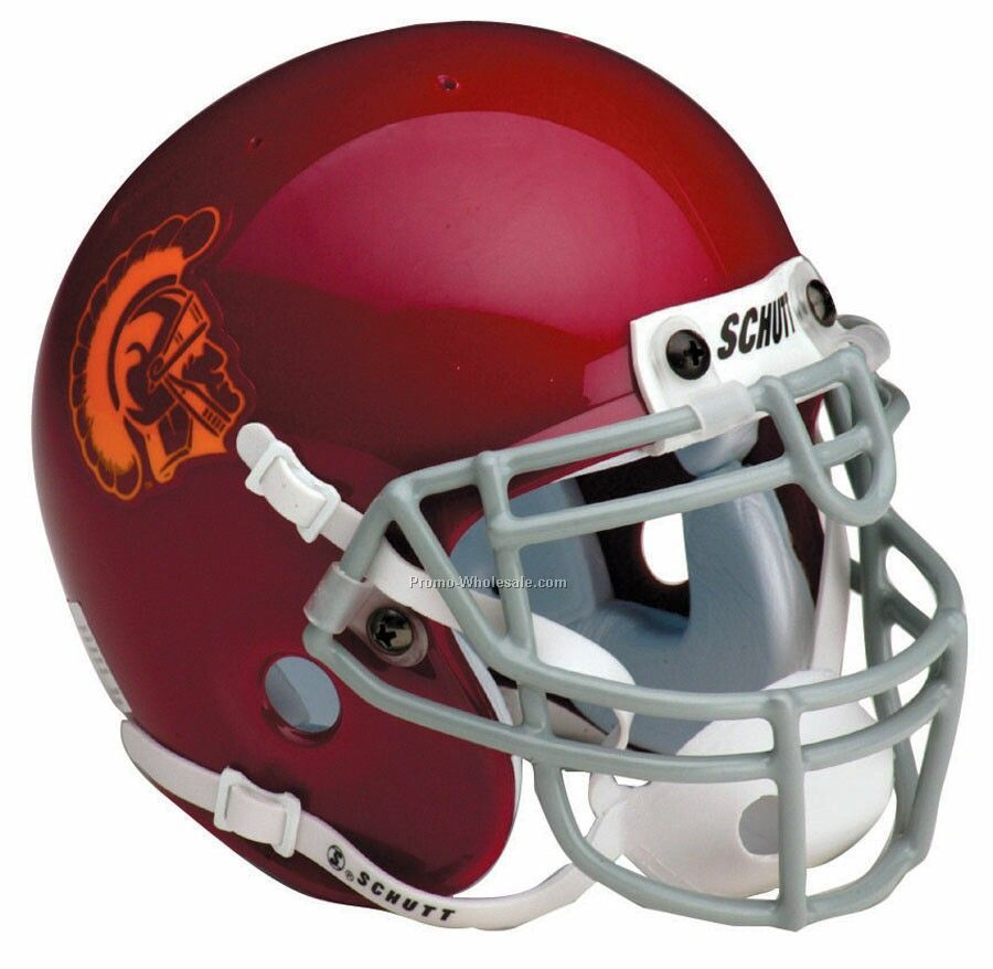 Licensed Scale Miniature Football Helmet (Ncaa)