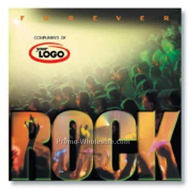Rock & Pop Forever Rock Compact Disc In Jewel Case/ 10 Songs