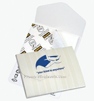 Scotch(R) Lint Sheets Pocket Pack W/ Beige Stripe (3 & 4 Color)