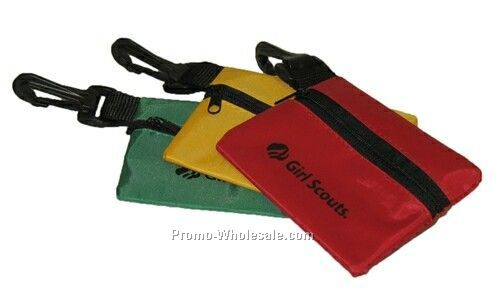 "Small Utility Pouch (4-1/2""x3-1/2"")"