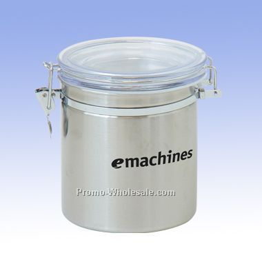 Stainless Steel Canister (Screened)