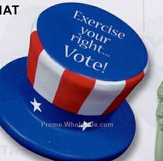 Uncle Sam Hat Squeeze Toy