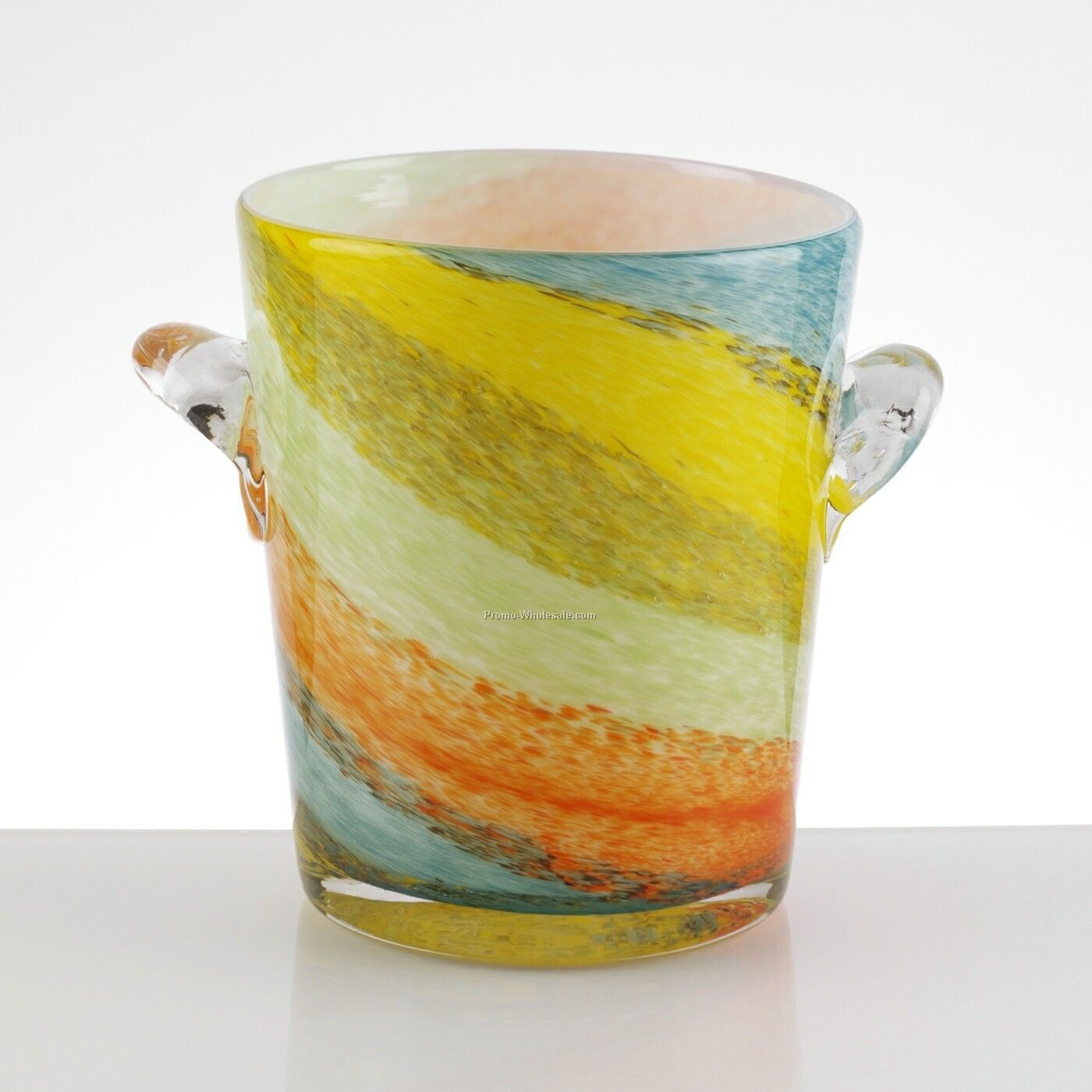 "Van Gogh 7"" Ice Bucket"