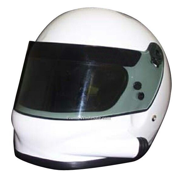 Mini Blank Racing Helmet Forced Air Fa