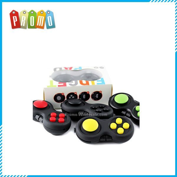 Plastic Fidget Pad Toy for ADHD Kids