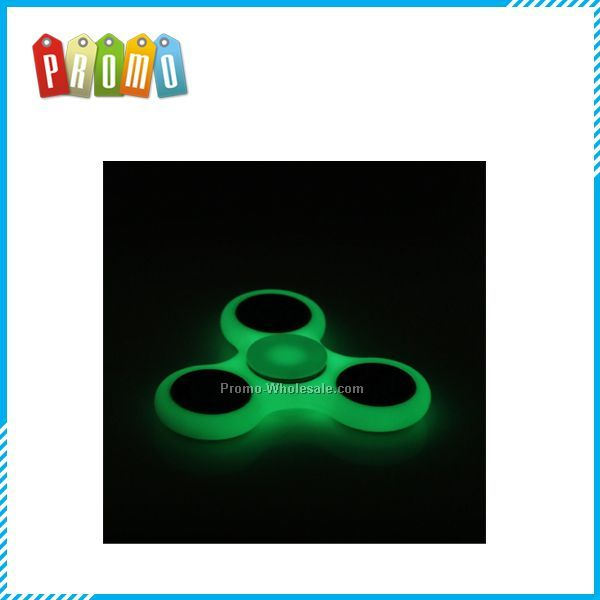 Glow in Dark Fidget Hand Spinner for ADHD