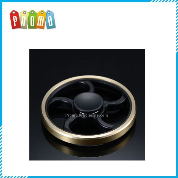 Circle Hand Spinner Toy 3 - 5 mins Spin Time