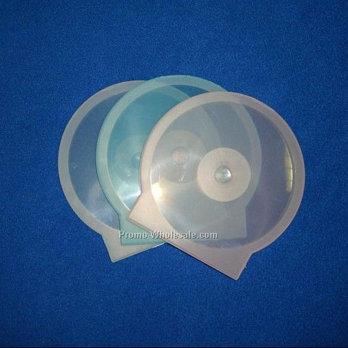 Circular Plastic Clamshell Packaging